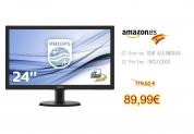 Philips Monitors 243V5LHSB