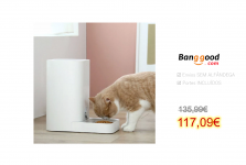 PETKIT Smart Dog Cat Feeder