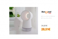 2 IN 1 300ML Mini Spray Humidifier