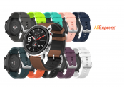 Silicone Rubber Waterproof For Huami AMAZFIT GTR