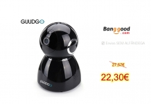 GUUDGO GD-SC03 Snowman 1080P Cloud WIFI IP Camera