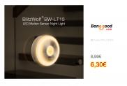 BlitzWolf® BW-LT15