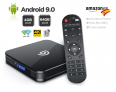 Android TV Box 4GB RAM + 64GB ROM