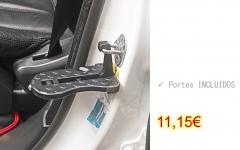 Multifunctional Car Door Pedal Foldable Truck Doorstep Safety Hammer Roof Rack Assistance