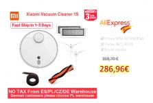 Xiaomi Mi Robot Vacuum Cleaner 1S NEW 2019