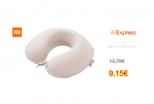 8H Neck Support Pillow