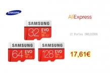 SAMSUNG EVO+ Class 10 Memory Card 128GB