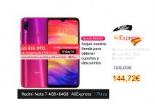 Xiaomi Redmi Note 7 Global Version Espanha