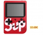Sup X Game Box 400 in 1 Nostalgic Handheld Game Console