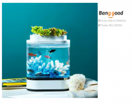 Geometry Mini Fish Tank USB