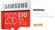 Samsung UHS – 3 256GB Micro SDXC Memory Card