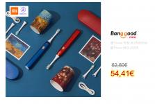 SOOCAS x Van Gogh X3U Ultrasonic Sonic Electric Toothbrush