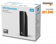 WD Elements Desktop 14TB