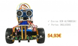 DIY Smart Wifi RC Robot Car Kit Infrared Evades Bonds Following Tracking With ZYduino