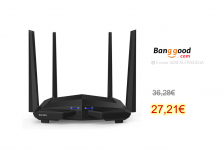 Tenda AC10 1200Mbp Wireless Wifi Router