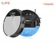 ILIFE V8s Robot Vacuum Cleaner