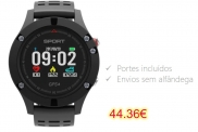 NO.1 F5 Smart Watch Android iOS Compatible