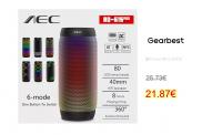 AEC BQ – 615 PRO Wireless Bluetooth Speaker
