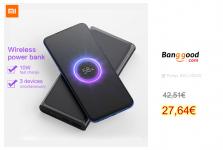 Xiaomi PLM11ZM PowerBank 10000mAh Fast Wireless