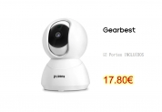 gocomma Lilliput-001 1080P WiFi Security IP Camera 2MP