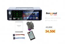 P5130 4.1 Inch 1 DIN Car Radio