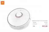 roborock S50 Smart Robot Vacuum Cleaner– Espanha
