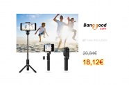 Huawei Honor 2 in 1 Mini Extendable bluetooth Tripod