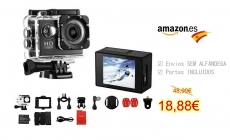 AGracy Sports Action Camera