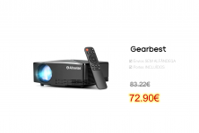 Alfawise A80 Projector