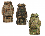 100L Outdoor Backpack