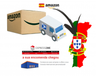 Como comprar na Amazon com morada virtual